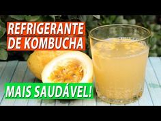 KOMBUCHA: probiótico que cura | Segunda Fermentação | Parte 2 - YouTube Cantaloupe, Low Carb, Food, Water Kefir, Vegan Products, Soft Drink, Vegetarian, Rice, Food Items