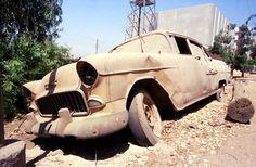 #rusty#Belair