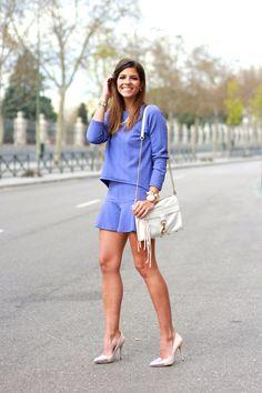 trendy_taste-look-outfit-street_style-ootd-blog-fashion_spain-moda_españa-rebecca_minkoff-golden_watch-reloj_oro-shorts-top-salones_nude-punta_plata-polaroid-zara-11