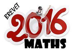 Brevet de maths 2016 : sujet blanc pour réviser |