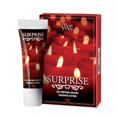 Surprise Excitante Esquenta e Esfria 10gr Santo