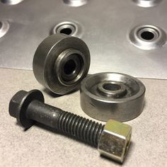 "Crater Maker 3/8"" 4140 Hardened Dimple Dies from Hammer Fab LLC"