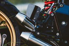 2006 Honda CB600F 'Rosso Corsa' #OneUpGarage
