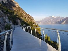 Ciclopista del Garda (Limone sul Garda): UPDATED 2019 All You Need to Know Before You Go (with PHOTOS) Riva Del Garda, Walking Paths, Lake Garda, Aarhus, West Midlands, The 5th Of November, Stunning View, The Locals, Trip Advisor