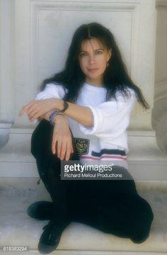 Canadian Actress Carole Laure