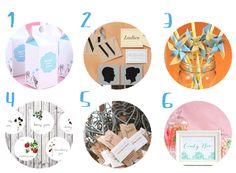 9 IMPRIMIBLES GRATIS PARA BODAS #imprimibles #bodas #aperfectlittlelife