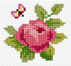 Pinned by Helen Weber Mermaid Cross Stitch, Tiny Cross Stitch, Cross Stitch Letters, Cross Stitch Pillow, Cross Stitch Cards, Cross Stitch Flowers, Cross Stitch Designs, Hand Embroidery Stitches, Cross Stitch Embroidery