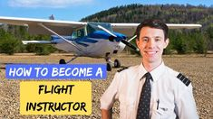 How To Become a Flight Instructor Pilot Training, First Job, The Next Step, Go Fund Me, Work Hard, Resume, How To Become, Challenges, Adventure