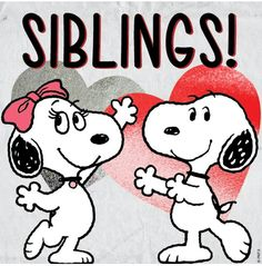 #National Siblings Day