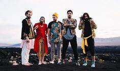 Young the Giant: Home of the Strange Tour with Cold War Kids and Joywave - Ascend Amphitheater: Young the Giant: Home of the Strange Tour with Cold War Kids and Joywave on Friday, September 8, at 7 p.m.