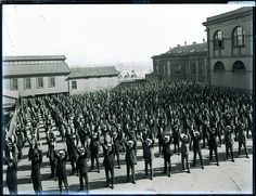 Fort Street School, senior boys
