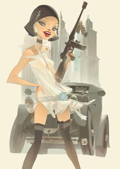Pin up by Otto Schmidt Otto Schmidt, Female Character Design, Character Design References, Character Art, Comic Books Art, Comic Art, Book Art, Pin Up, Character Illustration