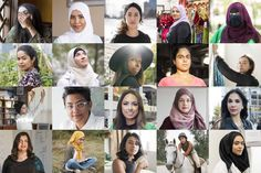 Alia Youssef's (IMA'17) The Sisters Project featured in the @globeandmail