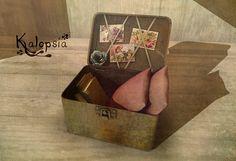 Kalopsia Old Green Box for FLF
