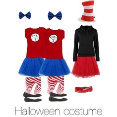 Image result for cat in the hat halloween diy