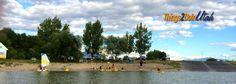 Lindon Marina at Utah Lake - great boat harbor and a quiet place to just play in the water. http://things2doinutah.com/lindon-marina-utah-lake/
