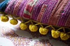 Pattern Language: A Textiles Enthusiast at Home in Ann Arbor - Remodelista