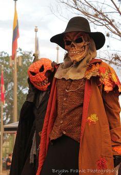 Halloween Horror Nights 22 by Bryan Frank Photography, via Flickr