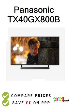 Panasonic Compare UK prices and find the cheapest deals from 9 stores. Panasonic Tvs, Hd Led, Wifi, Led Tvs, Play