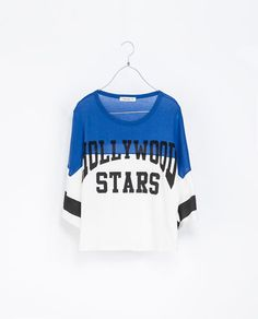 - T - shirts - TRF | ZARA Belgium