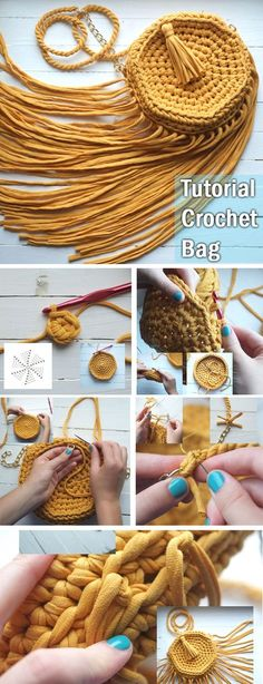 Rate this post Crochet Handbag Tutorial Crochet Handbag Tutorial ~ Sewing ideas. Step by step illustration tutorial.Crochet Handbag Tutorial Makaron canta The post Crochet Handbag Tutorial appeared first on Daily Shares. Bag Crochet, Crochet Shell Stitch, Crochet Diy, Crochet Handbags, Crochet Purses, Crochet Ideas, Crochet Baskets, Handbag Patterns, Bag Patterns To Sew