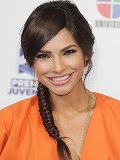 Pin on Pelo  Alejandra Espinoza Short Hair