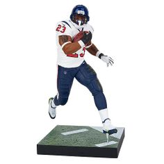 No true Texans fan should go without an Arian Foster NFL Series 32 Action Figure.