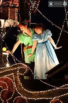 Peter & Wendy Tokyo, Disneyland
