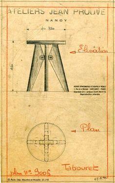 Jean Prouve sketch