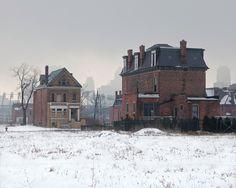 Detroit on Behance