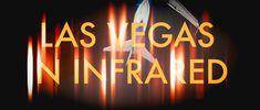 Las Vegas In Infrared