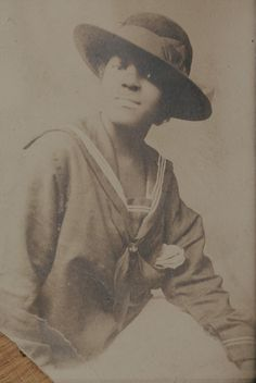 """I, Mabel Hampton, have been a lesbian all my life, for eighty-two years, and I am proud of myself and my people. I would like all my people to be free in this country and all over the world, my gay people and my black people."""