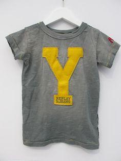 Y not tee  #wgsn.tumblr.com/tagged/kidswear
