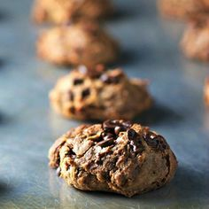 chickpea chocolate chip cookies ~vegan, gluten free~ - BeginWithin Nutrition