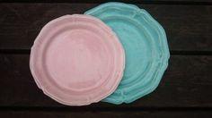 Liten tallrik och assiett - dbME Pottery, Plates, Ceramics, Tableware, Diy, Ceramica, Licence Plates, Ceramica, Do It Yourself