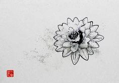 Lotus flower   Bruno Leyval - Visual Artist