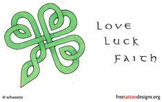 seventy seven Irish Tattoos | Shamrock, Clover, Cross, Claddagh Tattoo Designs.... >>> See even more by visiting the image link
