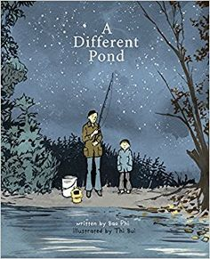 DifferentPond I mentioned this book in an earlier post on economic disparity and how it's presented in books for kids.  This book not only looks good and reads beautifully but it shows the practical day-to-day solutions of surviving in America for some families.  For whatever reason, larger presses tend to avoid books about working class families.  I see a greater number of these titles from the little guys.