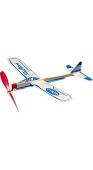 Balsa wood planes - can't tell you how many of these we broke within the first 5 minutes of playing with them.
