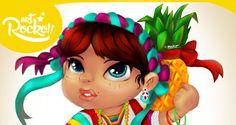 """El bailable """"Flor de Piña""""  El bailable que representa al municipio de San Juan Bautista Tuxtepec en los lunes del cerro de la Guelaguetza. En 2008 cumplió medio siglo de haberse inventado . Forma parte esencial del espectáculo folclórico del municipio y del estado Oaxaqueño."""