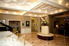 Lobby - Tutwiler Hotel Hampton Inn & Suites Birmingham AL