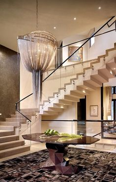 ~stair romance, chandelier~