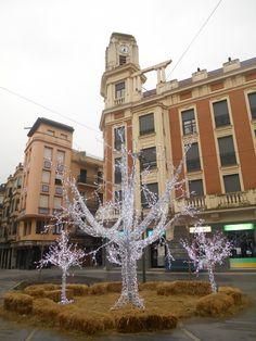 Plaza del Reloj. Navidad 2015