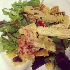 Beyond Meat Chicken Alfredo! #beyondmeat #vegan #recipes #fakemeat #fakechicken #mockmeat #veganfood #glutenfree