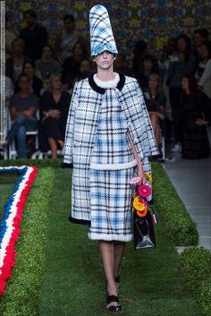 Thom Browne (Spring-Summer 2015) R-T-W collection at New York Fashion Week  #AgataDanilova #AjakDeng #AlexandraDreaGrady #AlinaIlie #AndreaHrncirova #AnnaPiirainen #AnneSophieMonrad #ChenLin #DelaneyCoyle #EveDelf #GalyaArkhypenko #HildieGifstad #JamilyWernke #JessicaPeel #KamilaHansen #KatSiegmund #KelseyWarman #KelyFerr #MichaelaBodenmiller #MurielBeal #NataliaPuspokyova #NewYork #SannaRytila #SarahEngelland #SofiaFisher #SophieGerber #StavStrashko #ThomBrowne
