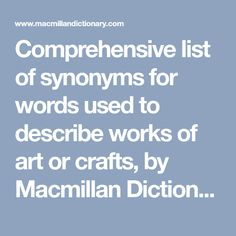 Macmillan Dictionary, 19th Century England, Thing 1 Thing 2, Real Life, It Works, Literature, Memories, Words, Crafts