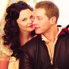 Snow White Once | snow white mary margaret and prince charming david from once upon a ...