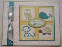 Stampin' Up - Fox & Friends