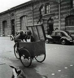 Robert Doisneau - Baiser Blotto,1950
