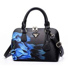 Women Floral Design Fashion Handbags For All Occasions - Free Shipping